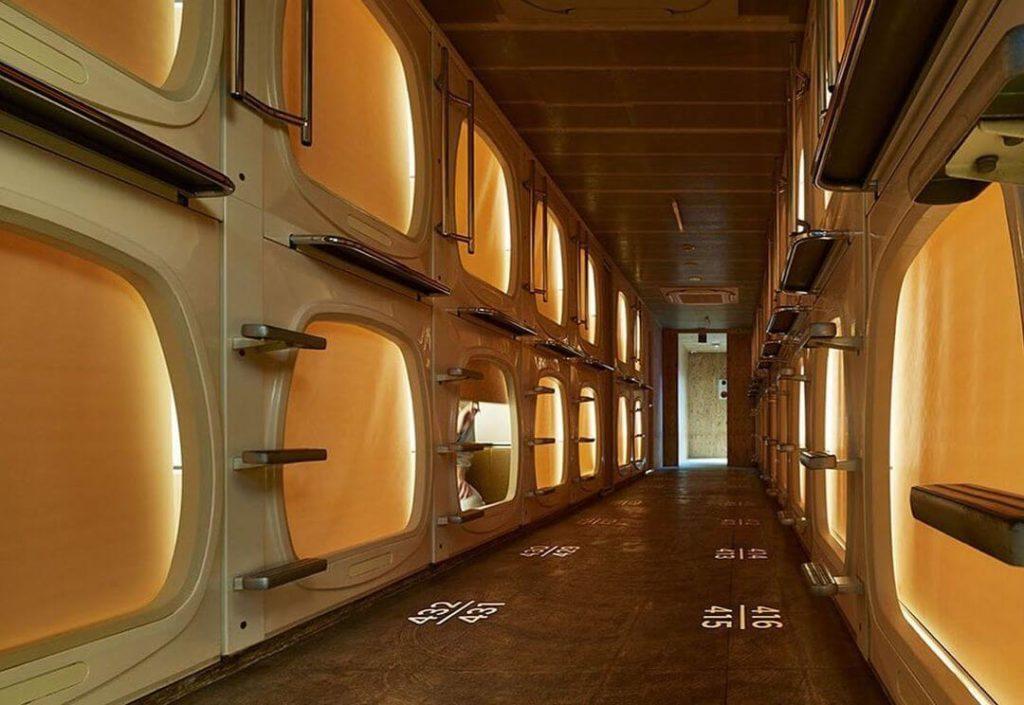 I-micro-hotel-in-Giappone