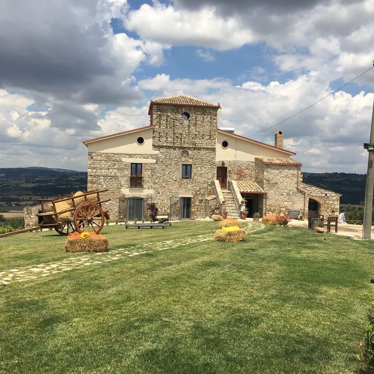 agriturismo-in-Campania-dove-si-mangia-bene-La-Torretta-Baronale