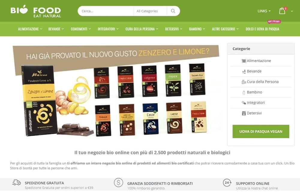 negozio-bio-online-Bio-Food-web