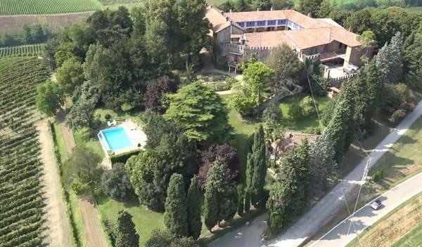 Agriturismo-Castello-di-Luzzano-a-Pavia