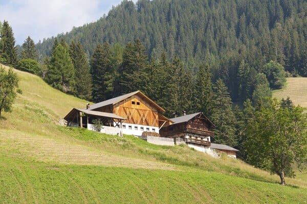 Agriturismo-Jagerhaus